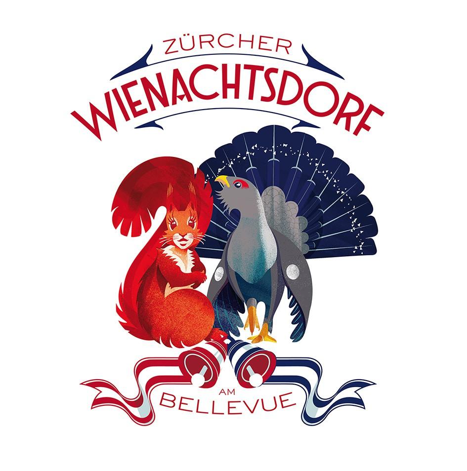 Zürcher Wienachtsdorf