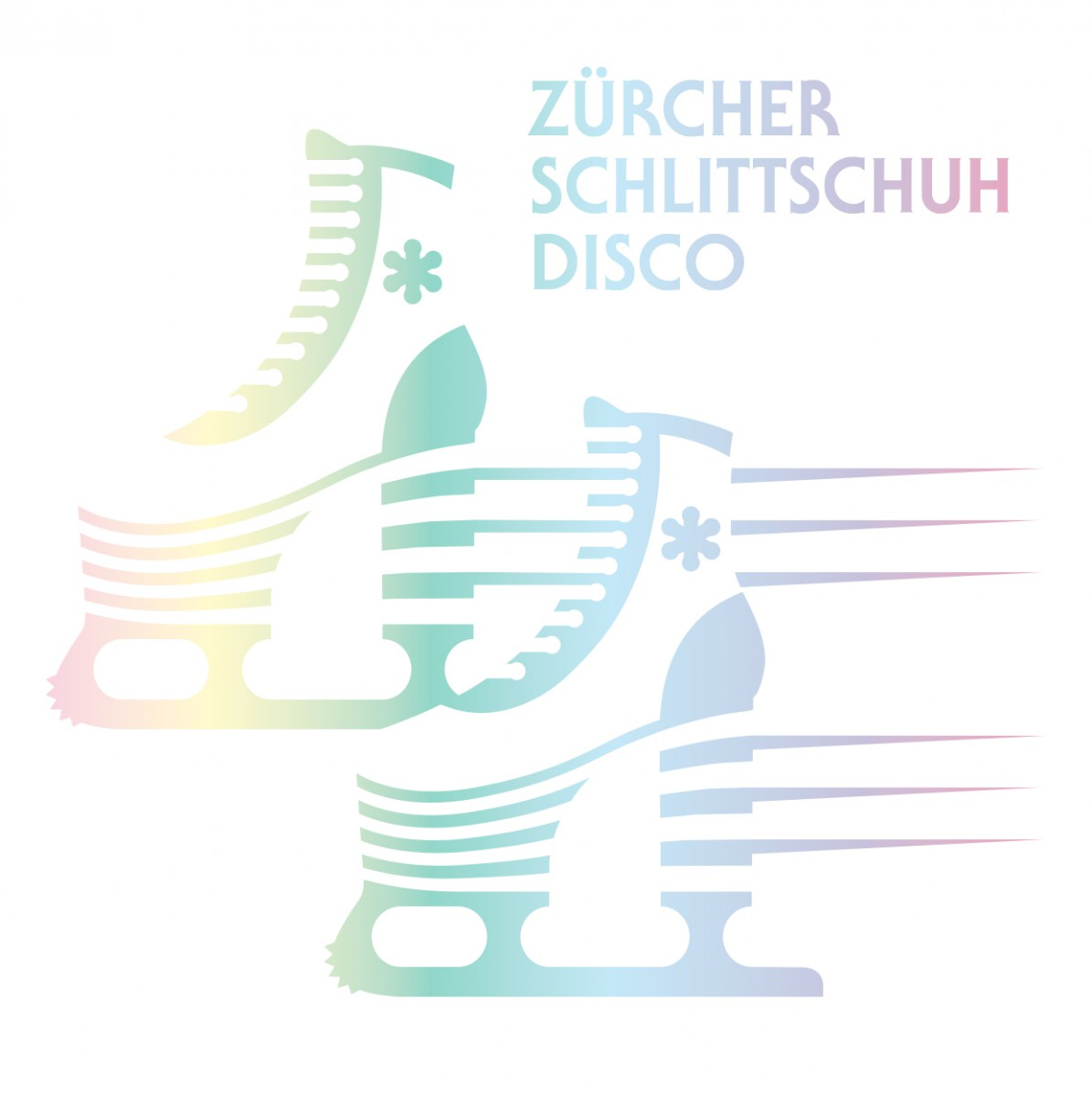 Schlittschuh Disco
